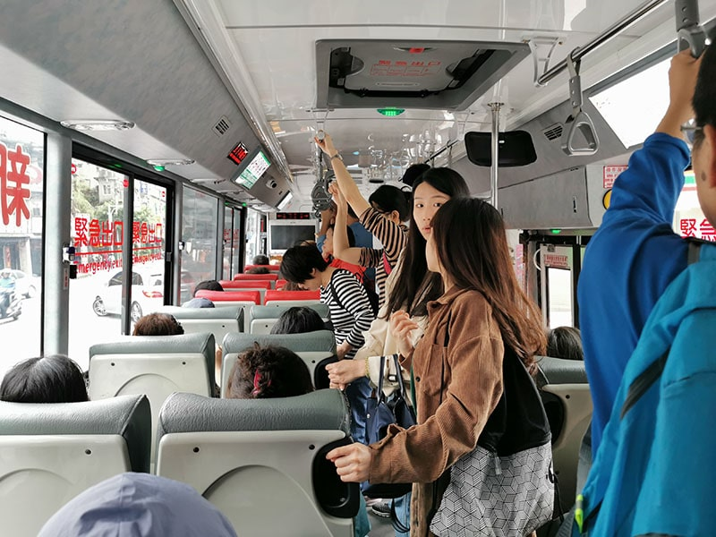 A chance for effective public transport